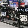 S&S Cycle Tramp III land-speed bike