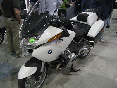 2008 BMW R1200 RT-P