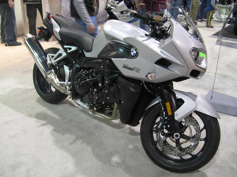 2008 BMW K1200R