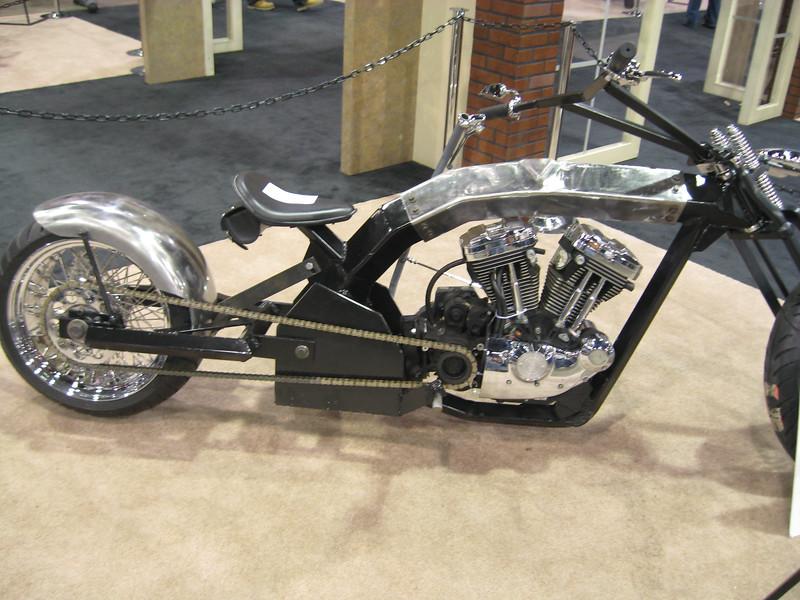 Get Bent' Custom bike