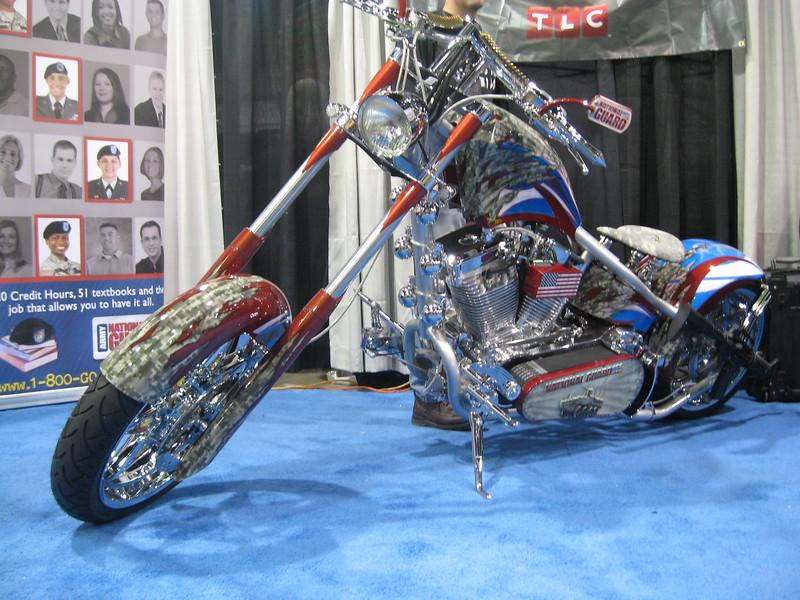 Custom bike (National Guard)