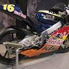 KTM #16 bike