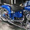 Harley Davidson FXCW Rocker  (removable seat)