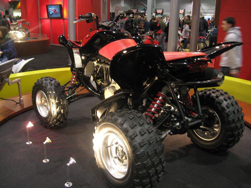 2008 Honda TRX700XX