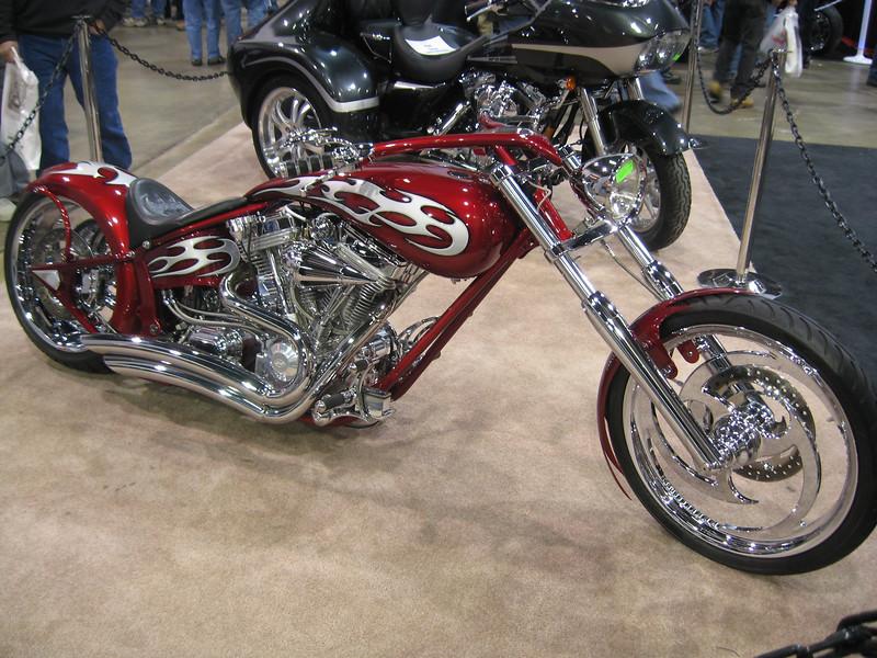 ZZ Zipper' Custom bike
