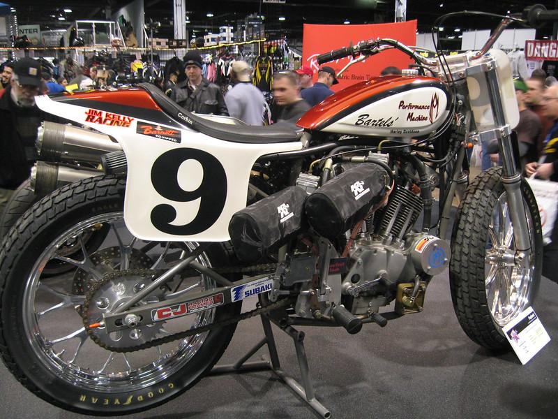 Payback' Harley-Davidson XR750