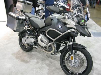2009 R1200GS Adventure