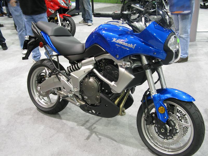 2009 Kawasaki Versys