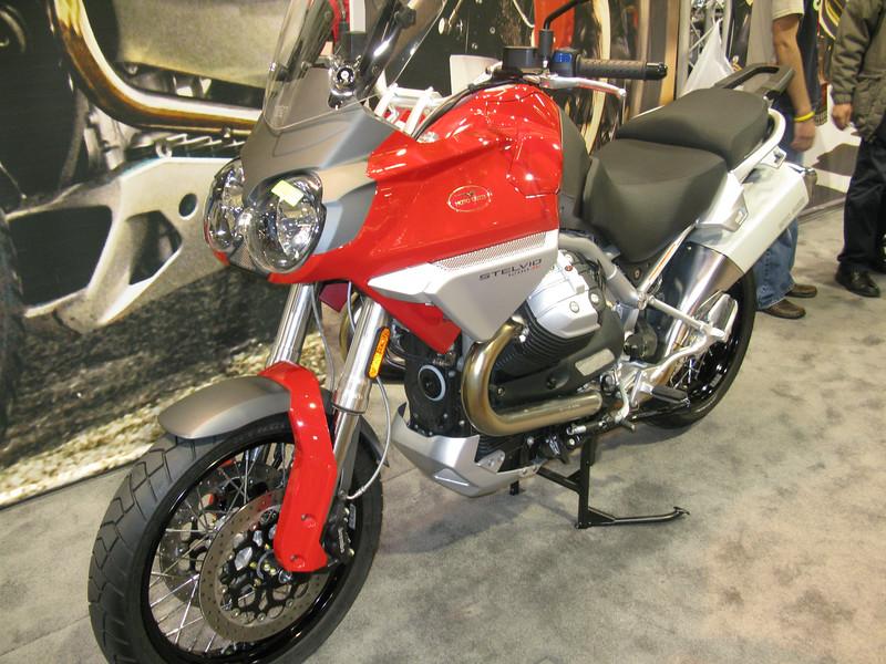 2009 Moto Guzzi Stelvio