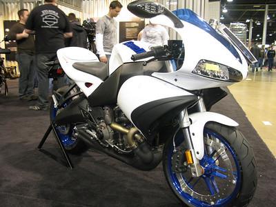 2009 Buell 1125 CR