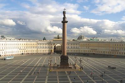 Поездка в Санкт-Петербург, 2007