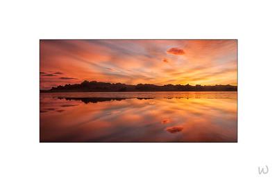 Poolburn Sunrise