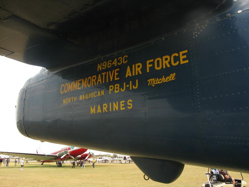 B-25 PBJ-IJ Devil Dog