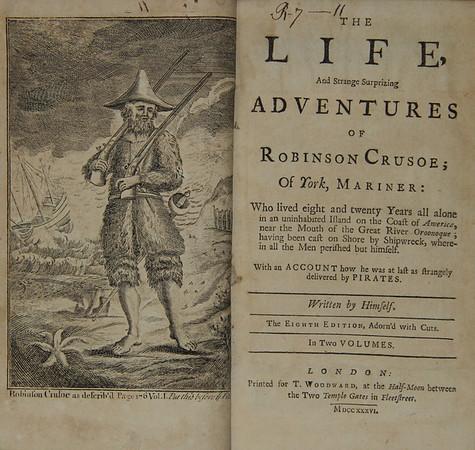 18th-century English Novels
