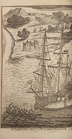 Daniel Defoe: Robinson Crusoe (1719)