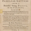 Henry Fielding and Samuel Richardson: 'a new species of writing'