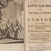 Colley Cibber, Loves Last shift (1696)