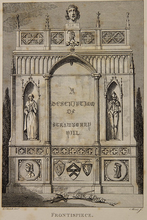 Horace Walpole: Works (1798)