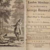 George Lillo: London Merchant
