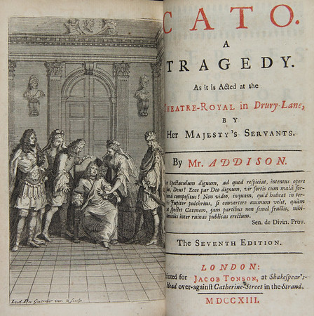 Tragedy in the Earlier 18th Century