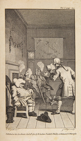Laurence Sterne: Life and Opinions of Tristram Shandy, Gentleman (1793)