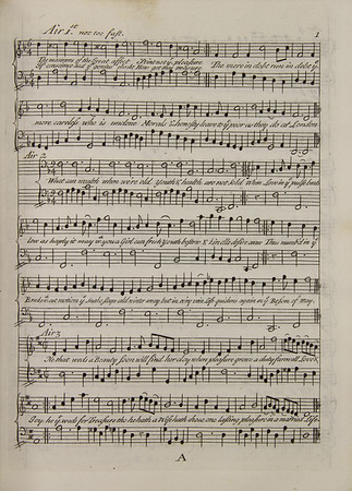 The opening song in Polly (1729)