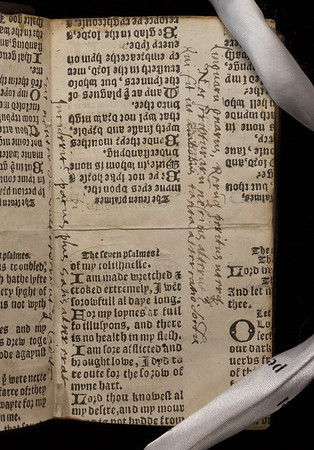 16th century printed waste