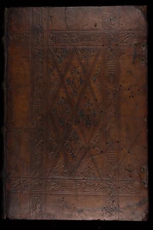 16th century English binding
