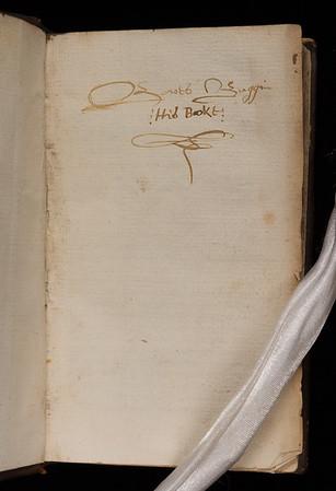 16th century inscription