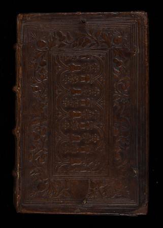 16th century Flemish binding