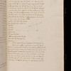 Almagest manuscript opening