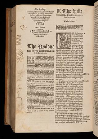 16th century marginal doodles