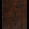 16th century (French or English) binding