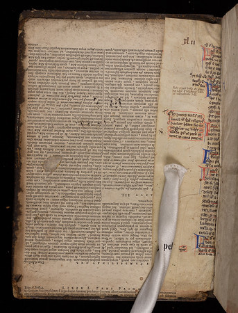 13th century manuscript waste