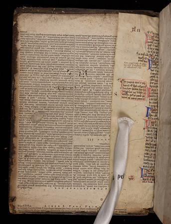 13th century manuscript waste