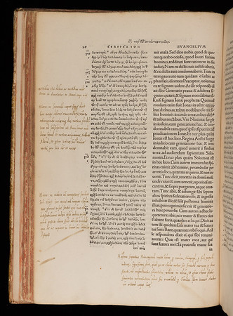 16th century annotations