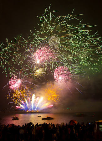 Commended - Christine Matthews - Plymouth Firework Championships (1)