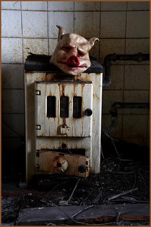 Commended - Darren Cottrell - Hog Roast