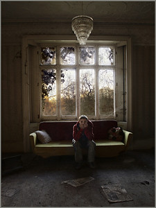 Highly Commended - Darren Cottrell - Home alone