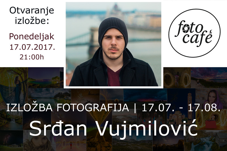 Foto Cafe Gradiska Solo Exhibition
