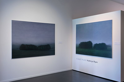 2015 , A Quiet Place, Paintings & Drawings 1995-2015 Warrnambool Art Gallery