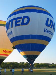 United Van Lines Balloon