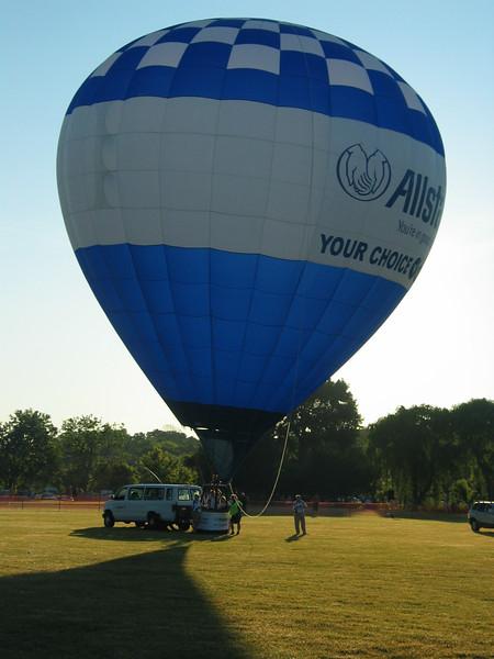Allstate Your Choice Auto Balloon