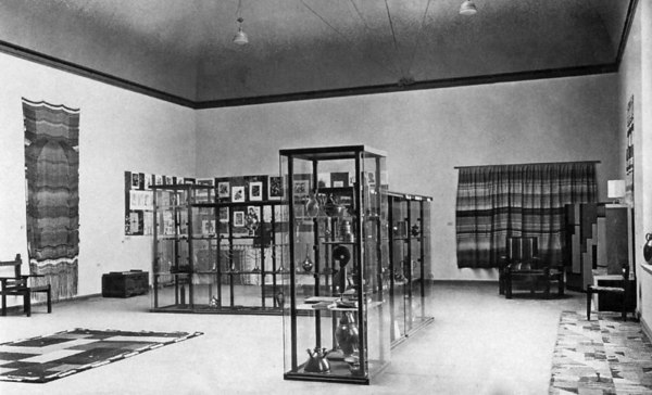 haus am horn 1923 bauhaus exhibition at the experimental bezirk kaufen