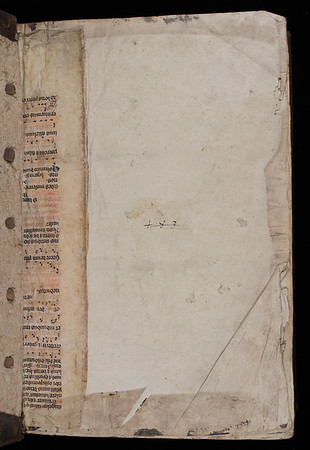 """From a liturgical manuscript with musical notation, which includes part of the hymn to the Trinity which begins: O pater sancte, mitis atque pie. <br><br> <b>Author:</b> Wolfgang Lazius<br> <b>Title:</b><i> De gentium aliquot migrationibus, sedibus fixis, reliquijs, linguarumque initijs &amp; immutationibus ac dialectis libri XII </i> (Basel, 1557)<br> <b>Shelfmark:</b>   <a href=""""http://idiscover.lib.cam.ac.uk/primo-explore/fulldisplay?docid=44CAM_COLLPWDB778576&amp;context=L&amp;vid=44CAM_PROD&amp;search_scope=QUE&amp;tab=default_tab&amp;lang=en_US""""> G.3.3</a>"""