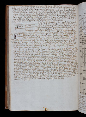 """<b>Author:</b> Thomas Morley<br> <b>Title:</b><i> A plaine and easie introduction to practicall musicke</i>, 2nd ed. (London, 1608) <br> <b>Shelfmark:</b> <a href=""""http://idiscover.lib.cam.ac.uk/permalink/f/1nnjft8/44CAM_ALMA21584762960003606""""> D.2.30</a>"""