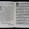 Preface on the quinto part of Philippe de Monte's ninth book of madrigals for five voices together with his madrigal 'La pastorella mia'.<br><br>  <b>Author:</b> Philippe de Monte<br> <b>Title:</b> <i>Il nono libro de madrigali a cinque voci</i> (Venice, 1580)  [in a bound volume of part books from eight of the composer's published collections of madrigals and sacred music]  [On loan from Paul Harcourt, library volunteer]