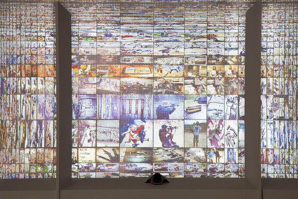 September 22 – October 17, 2015  |  on display at Jacob Lawrence Gallery