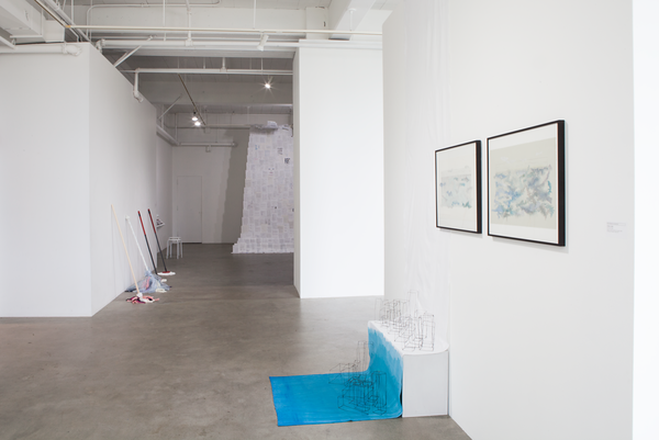 April 12 – 23, 2016     on display at Jacob Lawrence Gallery