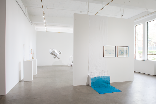 April 12 – 23, 2016  |  on display at Jacob Lawrence Gallery